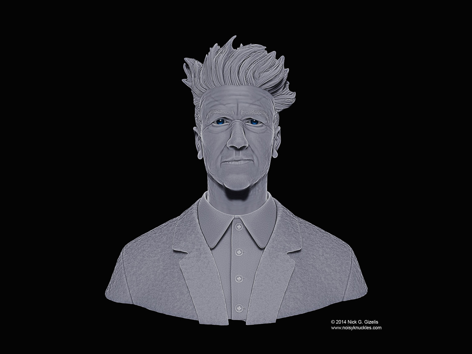nick-gizelis_david_bust_01
